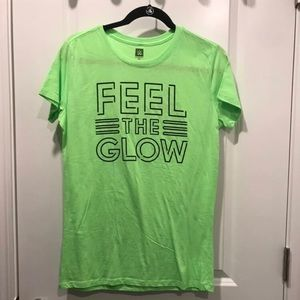 WWE Naomi Feel The Glow Shirt XXL